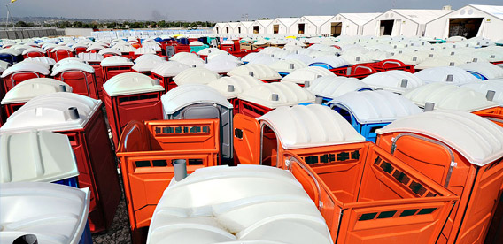 Champion Portable Toilets in La Crosse,  WI